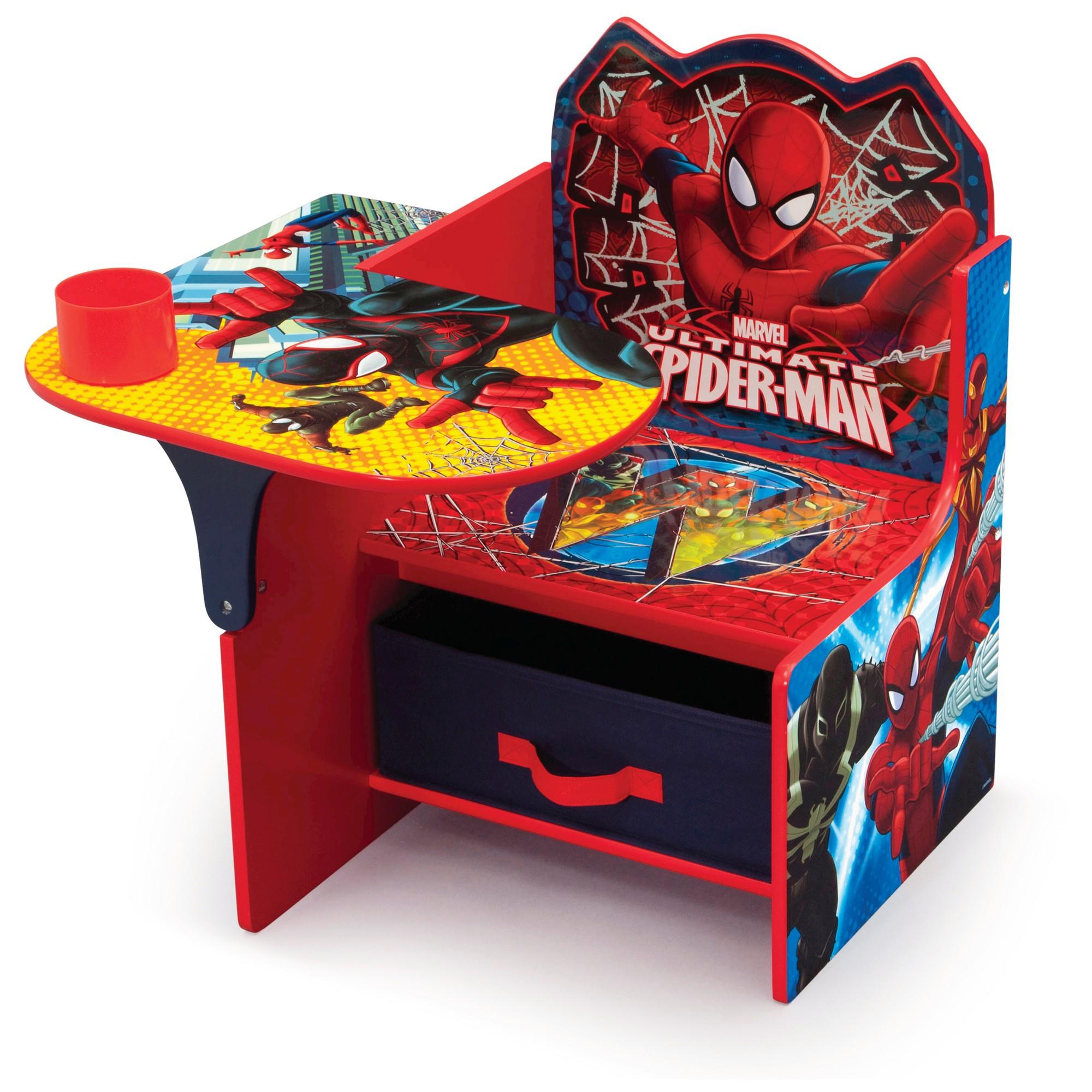 Park Art My WordPress Blog_Spiderman Desk And Chair Set
