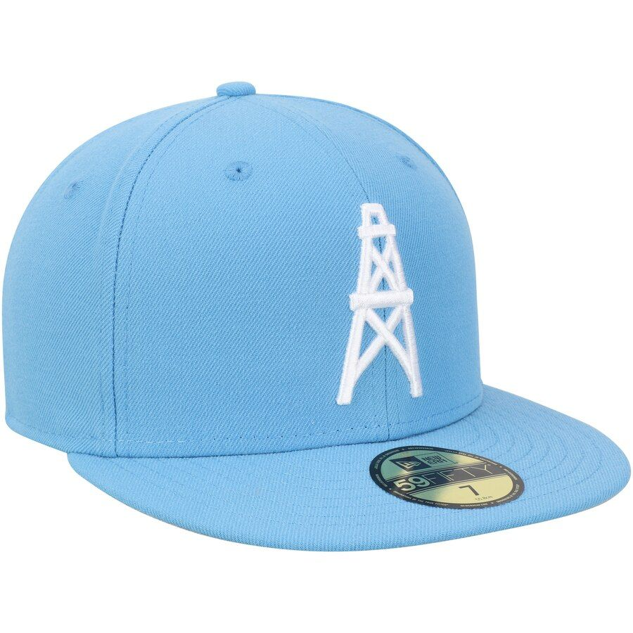 Park Art|My WordPress Blog_Light Blue Fitted Hat With Patches