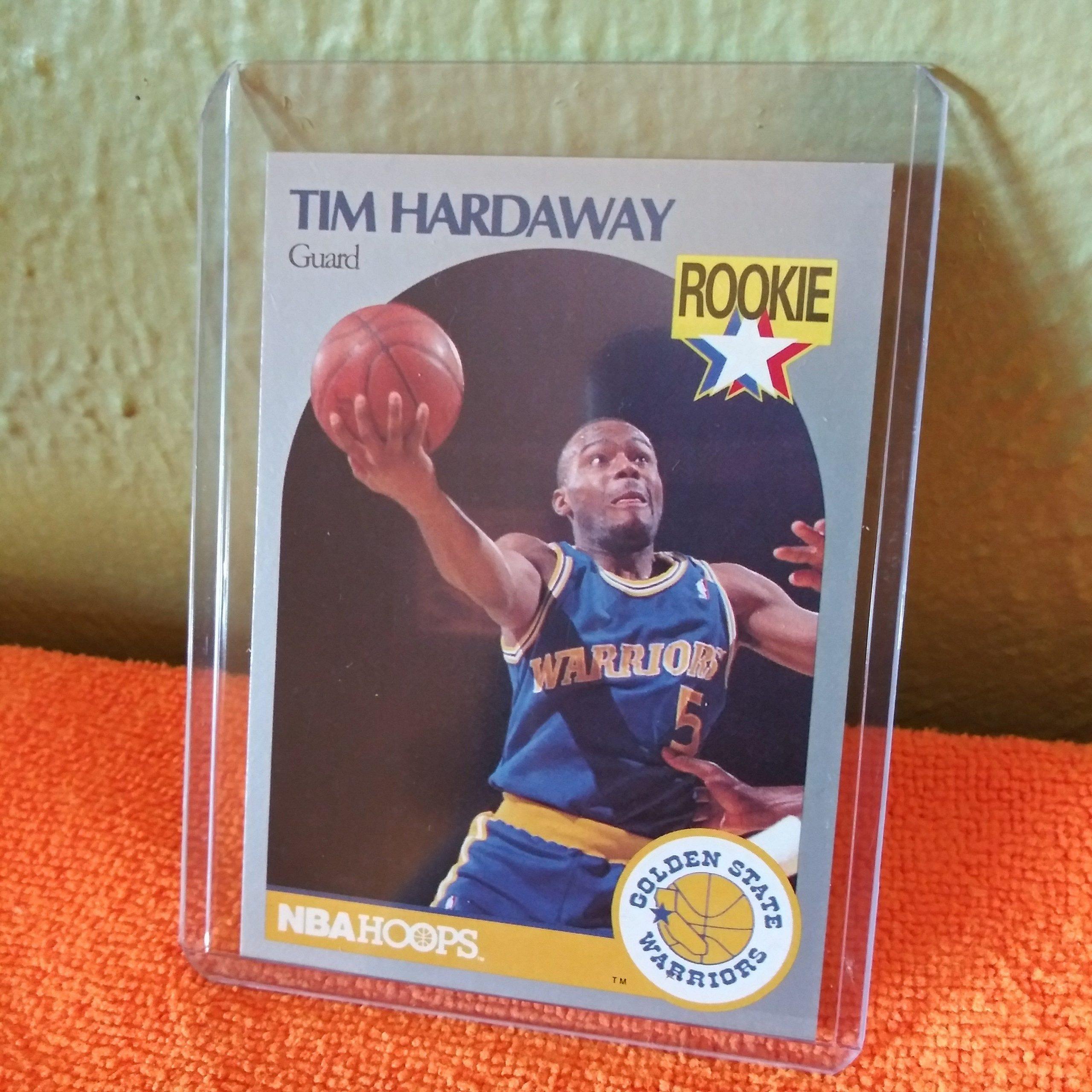 Park Art|My WordPress Blog_Tim Hardaway Rookie Card Worth