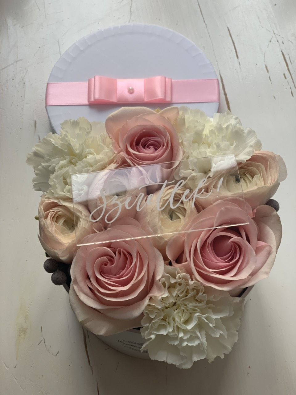 Park Art My WordPress Blog_I Love You Flower Box