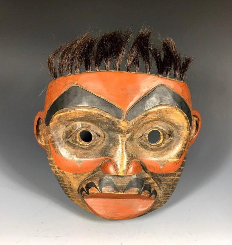 Park Art My WordPress Blog_Make America Native Again Mask