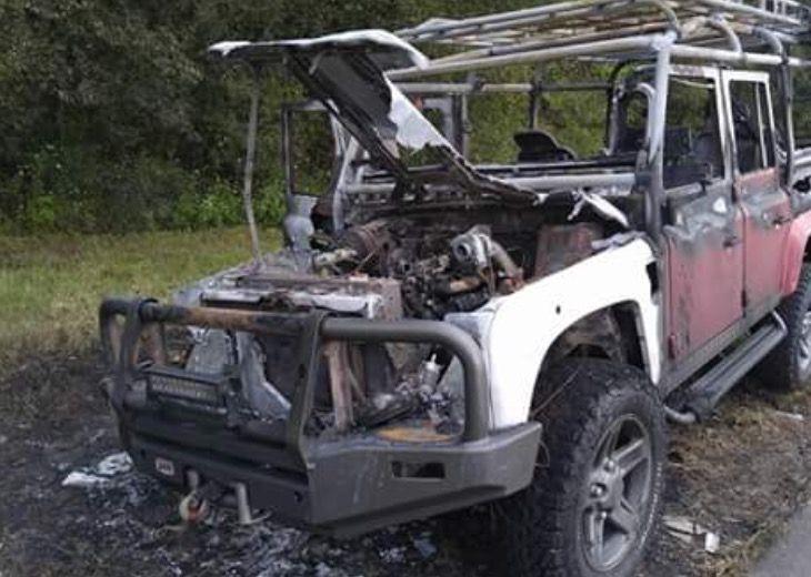 Park Art|My WordPress Blog_Truck Broke Down On Highway
