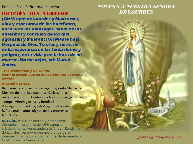 Park Art My WordPress Blog_Oracion A La Virgen De Lourdes Por Los Hijos