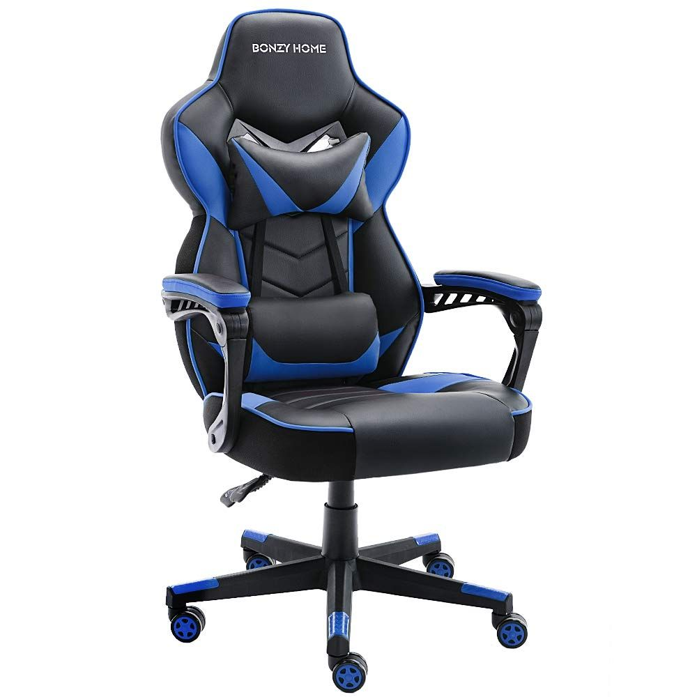 Park Art|My WordPress Blog_Bonzy Home Gaming Chair With Footrest