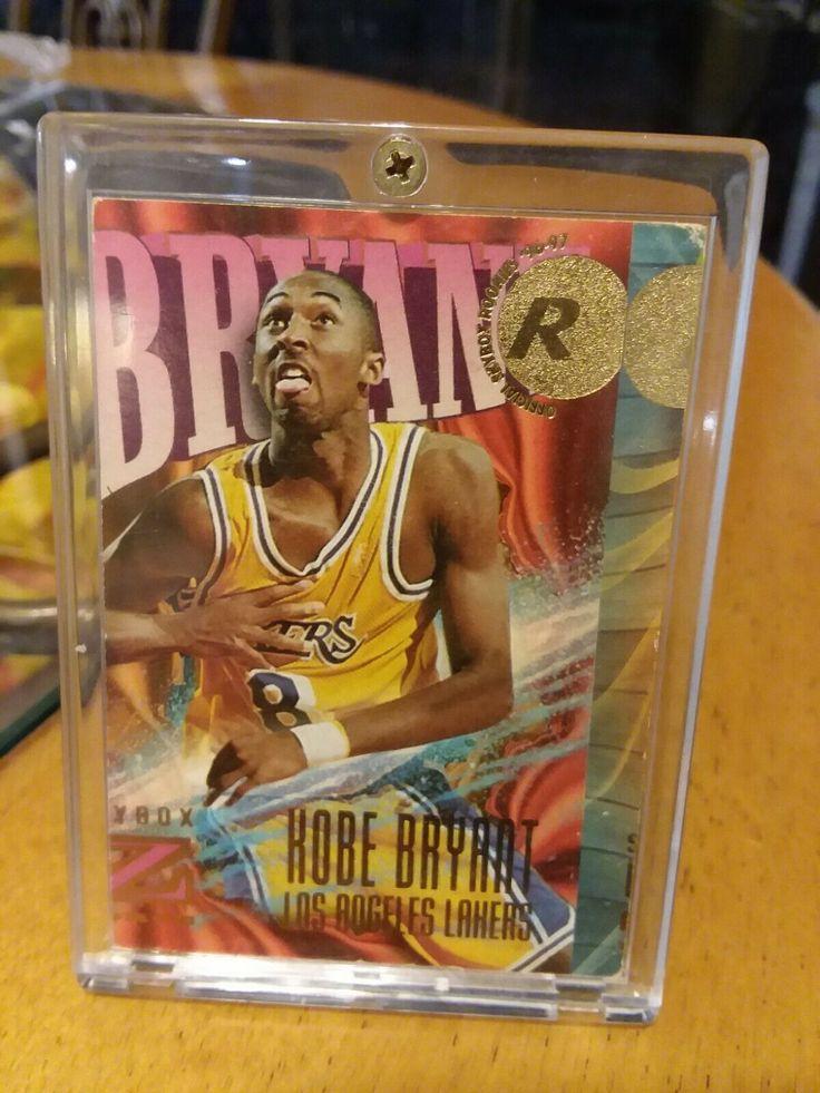 Park Art My WordPress Blog_Kobe Bryant Fleer Rookie Card Worth