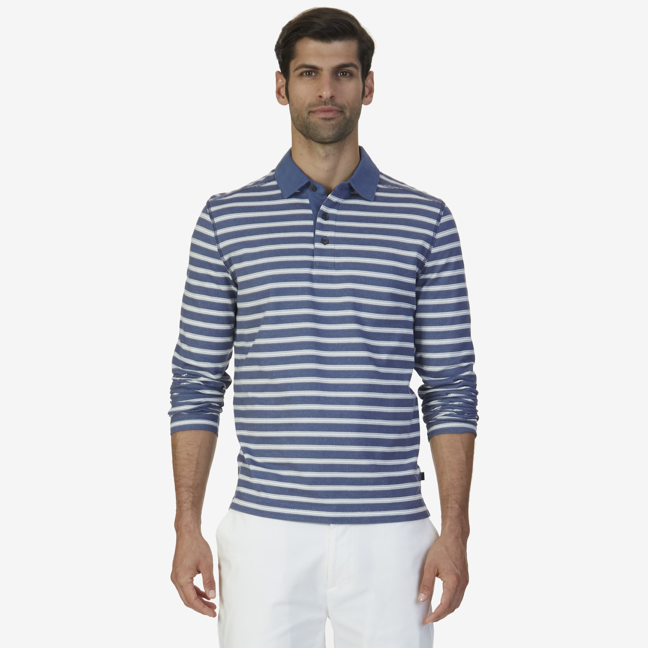Park Art My WordPress Blog_Slim Fit Long Sleeve Polo Shirts