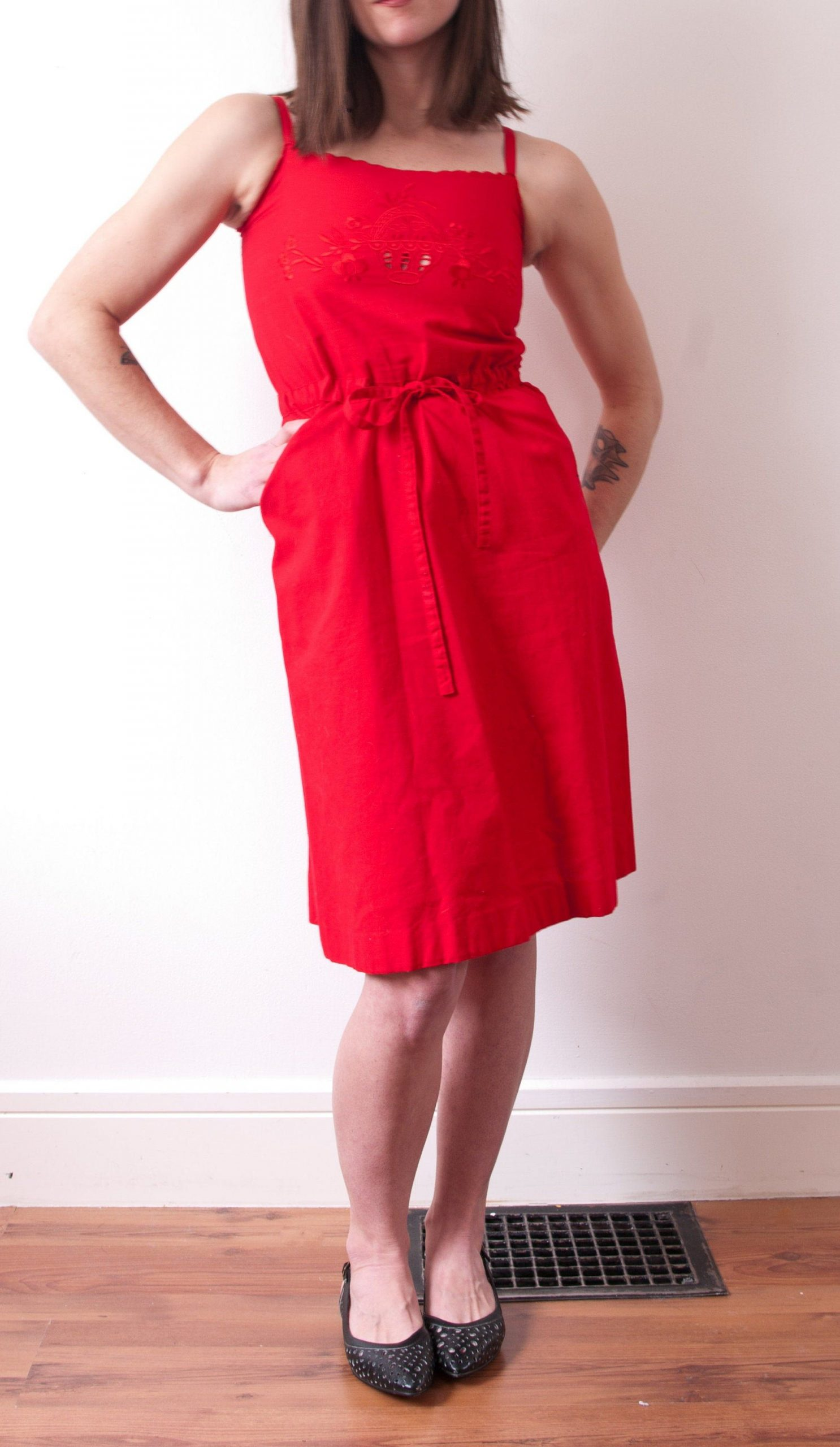 Park Art|My WordPress Blog_Red Dresses For Juniors With Pockets