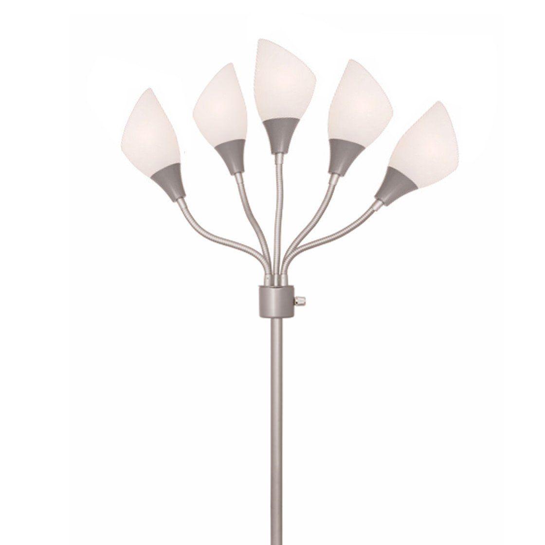 Park Art|My WordPress Blog_5 Arm Floor Lamp Replacement Shades