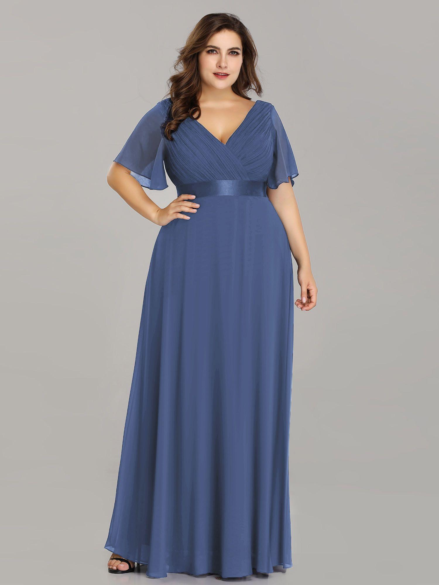 Park Art|My WordPress Blog_Navy Blue Maxi Dress Plus Size