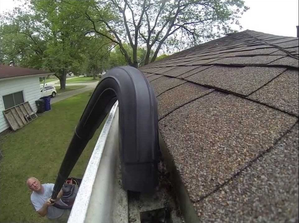 Park Art|My WordPress Blog_How To Clean House Gutters Without A Ladder