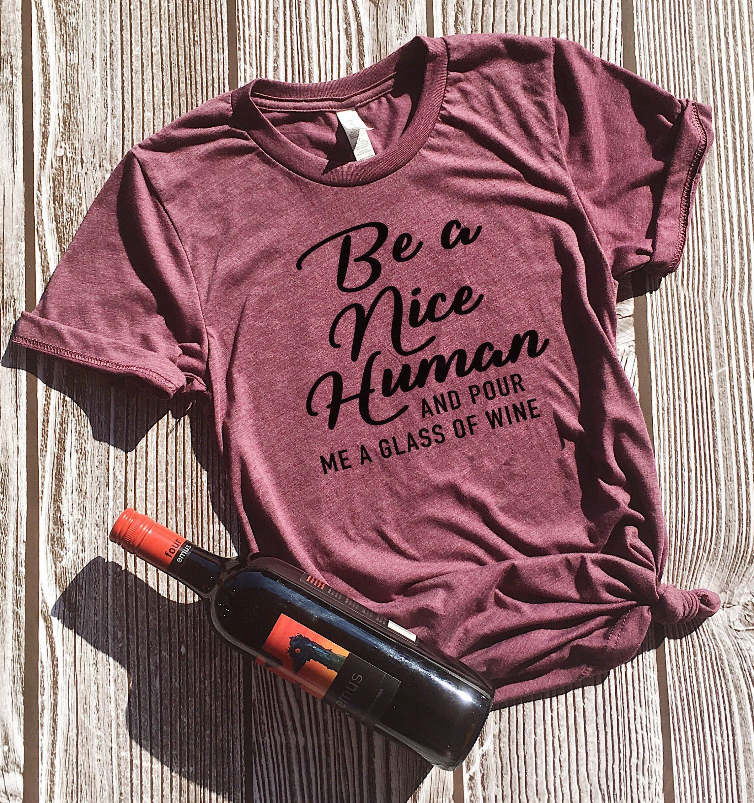 Park Art|My WordPress Blog_Be A Nice Human Shirt Walmart