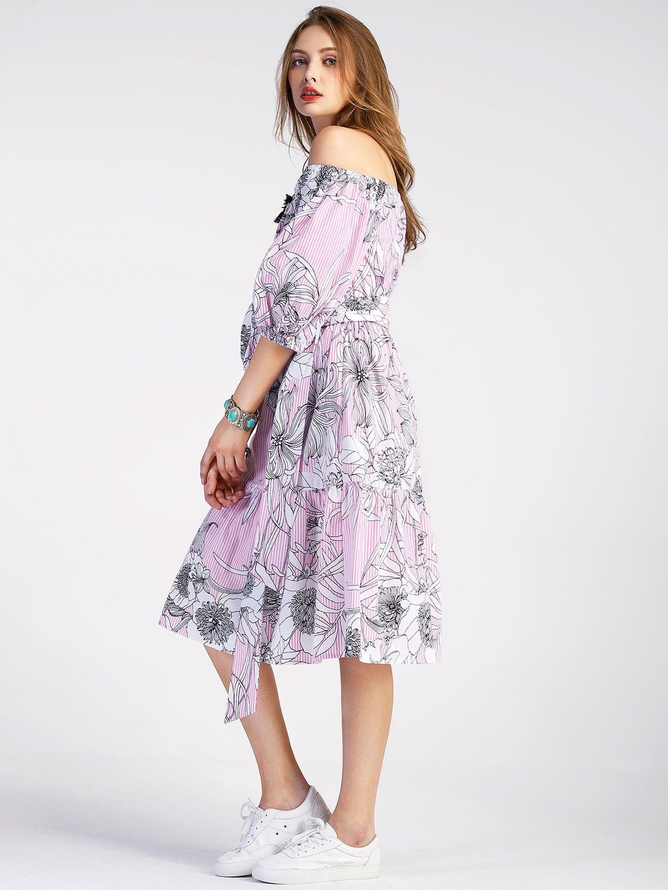 Park Art|My WordPress Blog_Pink Puff Sleeve Dress Midi
