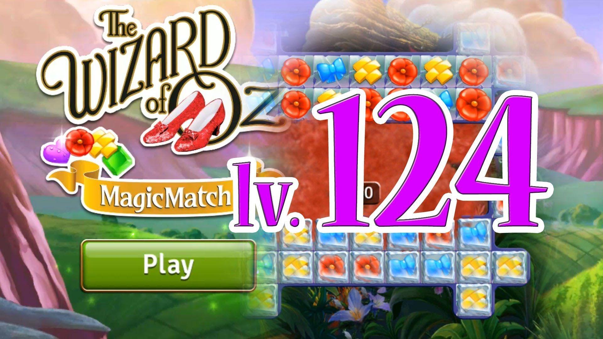 Park Art|My WordPress Blog_Wizard Of Oz Magic Match Free Coins