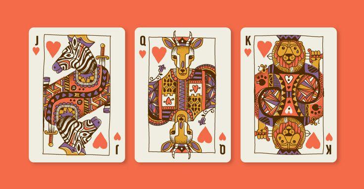 Park Art|My WordPress Blog_1st Playing Cards V1 Signed