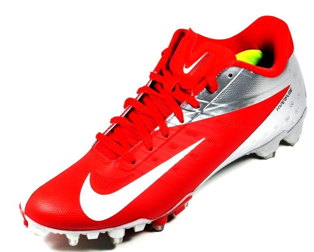 Park Art|My WordPress Blog_All Red Nike Football Cleats