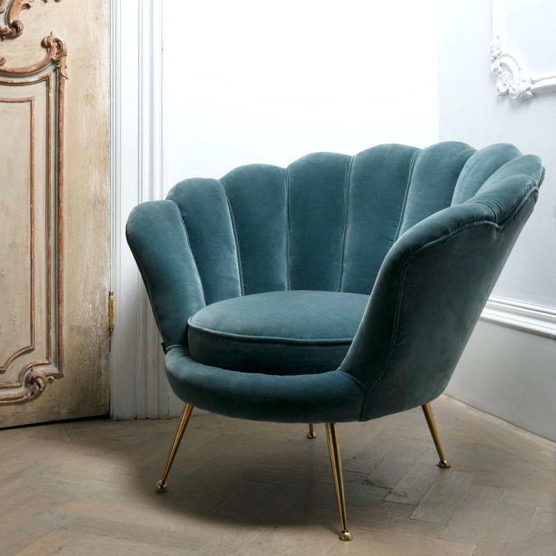 Park Art|My WordPress Blog_Navy Blue Accent Chair With Ottoman