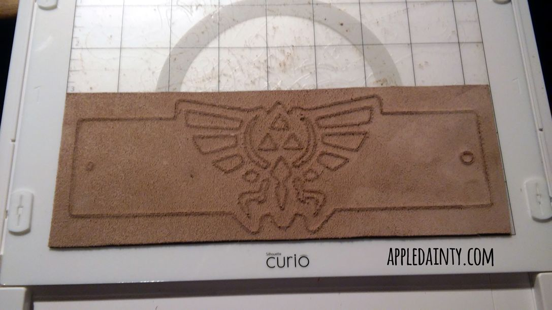 Park Art My WordPress Blog_How To Emboss Leather With Silhouette Cameo