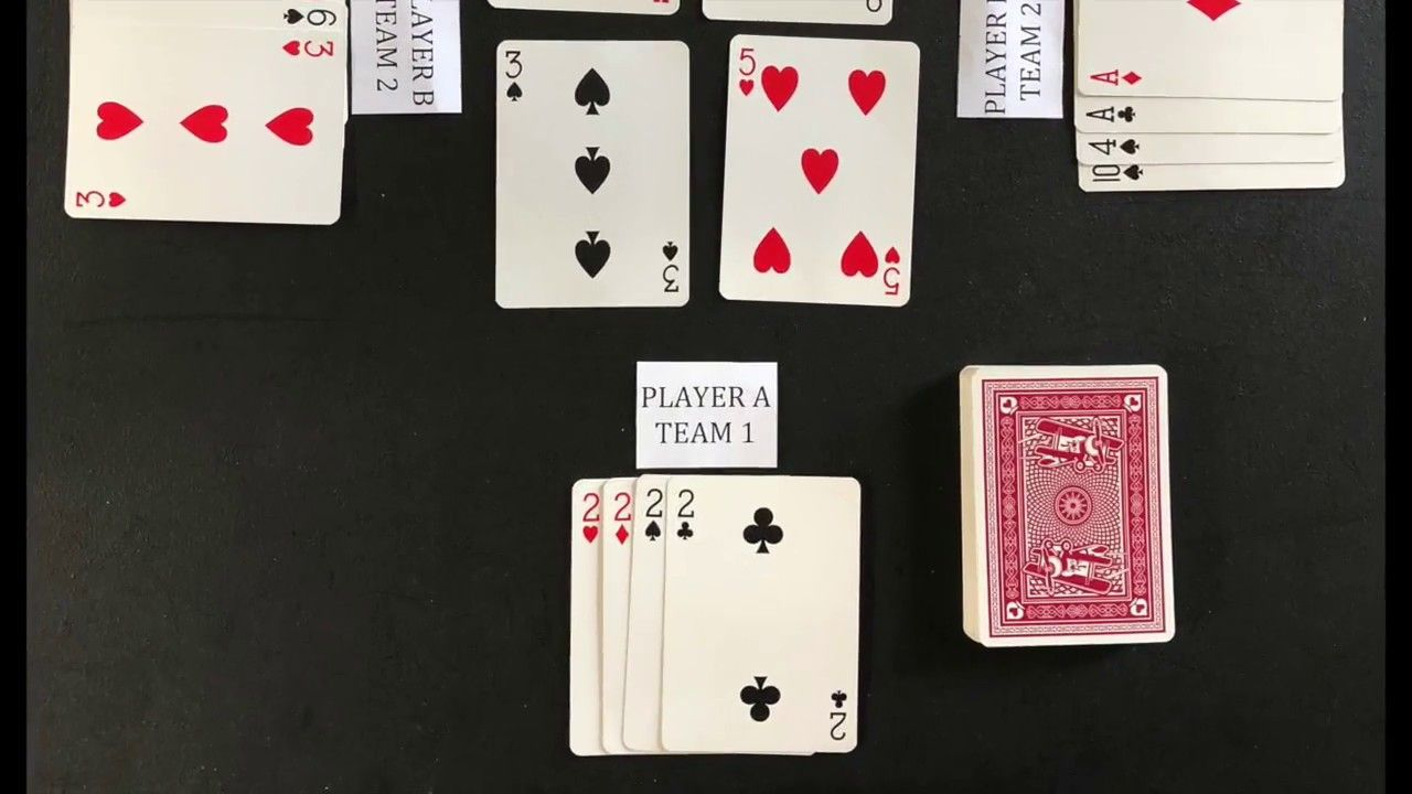 Park Art|My WordPress Blog_How Do You Play The Card Game Kemps