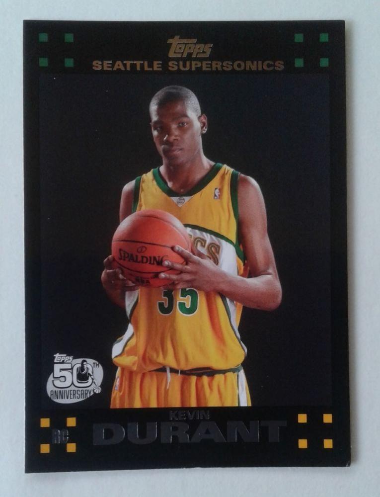 Park Art|My WordPress Blog_Kevin Durant Topps Rookie Card 112