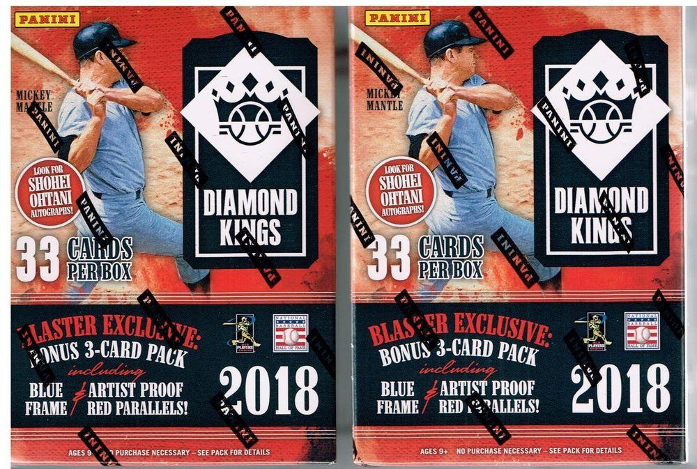 Park Art|My WordPress Blog_Diamond Kings Baseball Cards 2021 Blaster