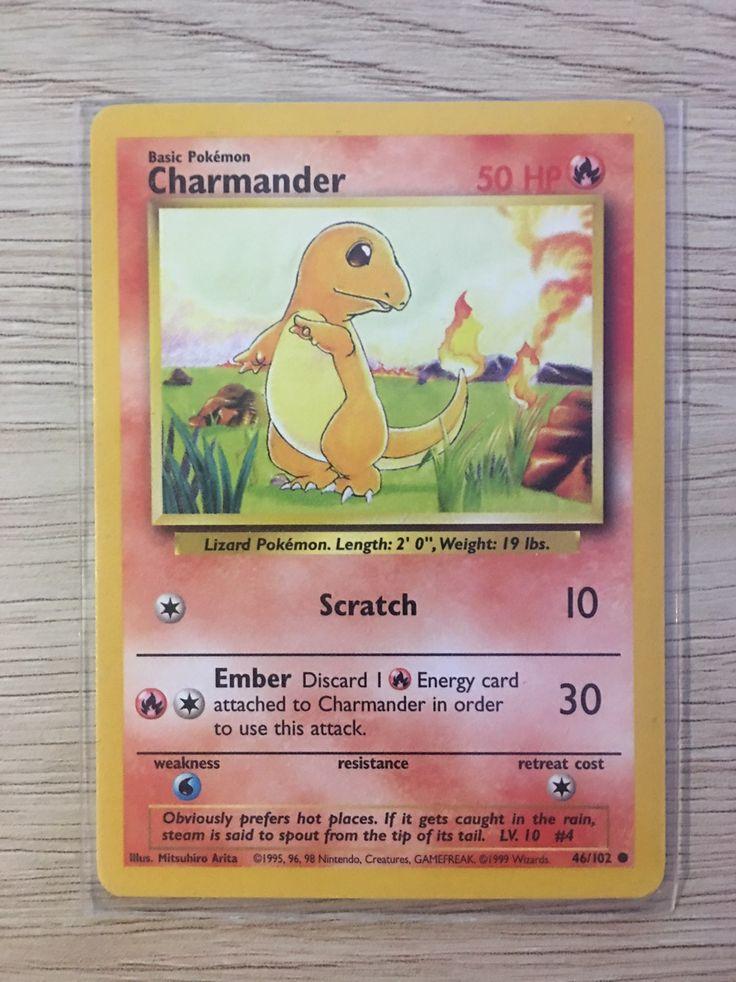 Park Art My WordPress Blog_Charmander Pokemon Card Value Mcdonalds