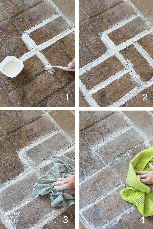 Park Art|My WordPress Blog_Can You Whitewash Brick Floors