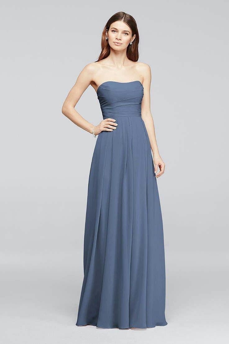 Park Art|My WordPress Blog_Steel Blue Bridesmaid Dresses Plus Size