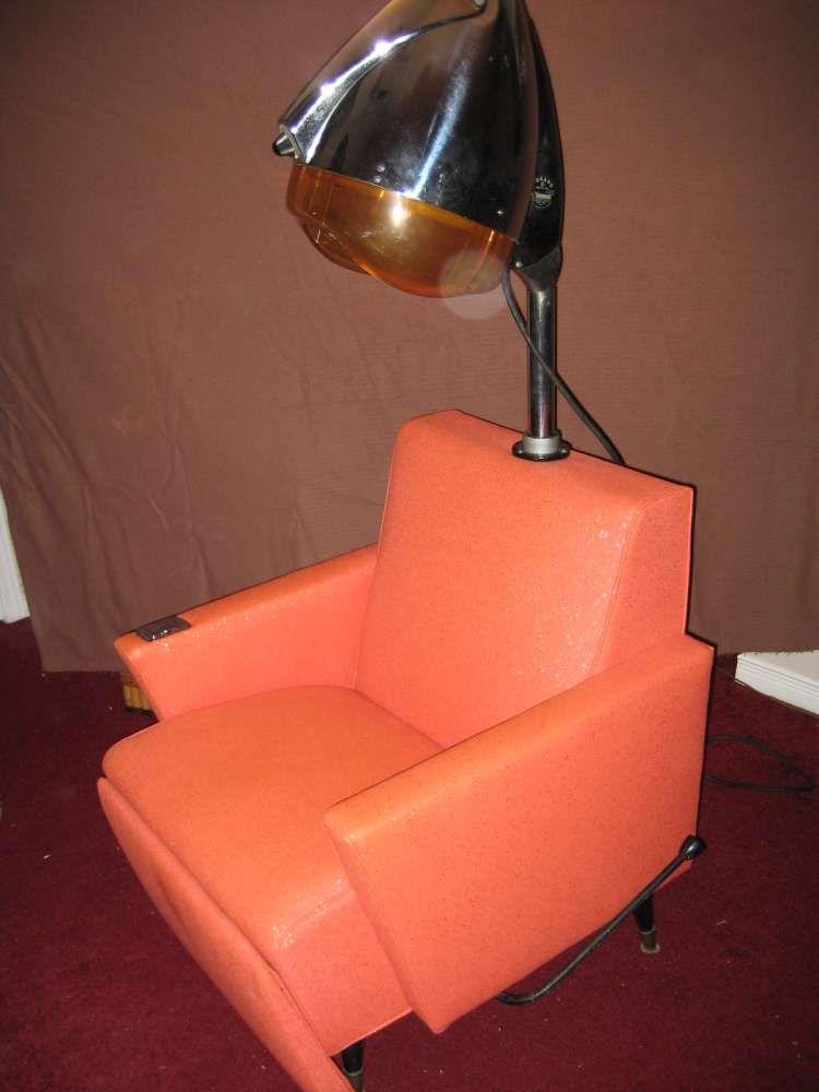 Park Art|My WordPress Blog_Salon Hair Dryer Chair Red
