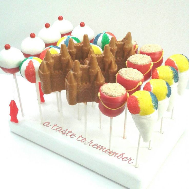 Park Art|My WordPress Blog_How Much Are Cake Popsicles