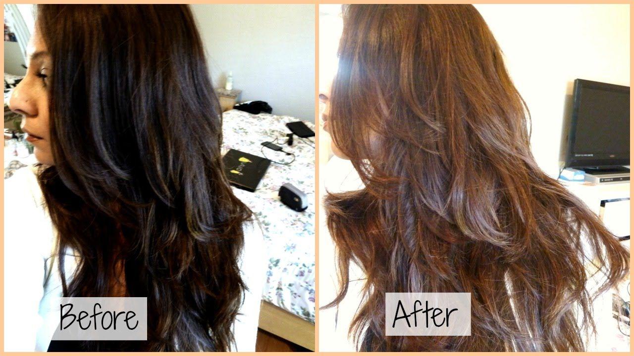 Park Art|My WordPress Blog_How To Lighten Dark Hair With Box Dye