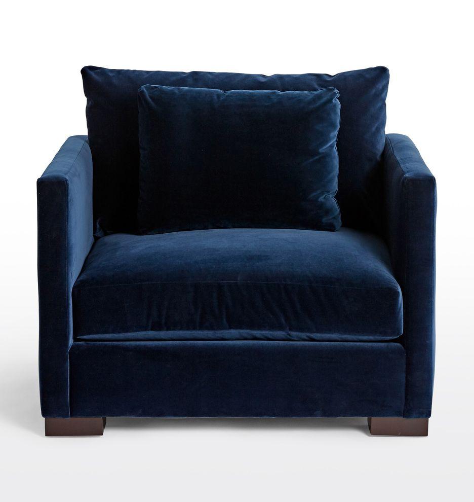 Park Art|My WordPress Blog_Blue Velvet Chair And A Half