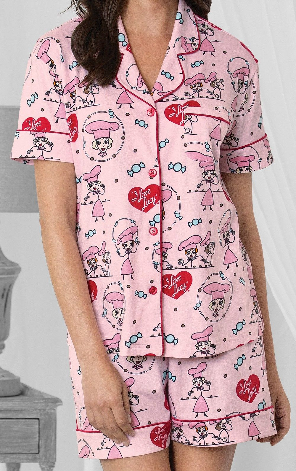 Park Art|My WordPress Blog_I Love Lucy Chocolate Factory Pajamas