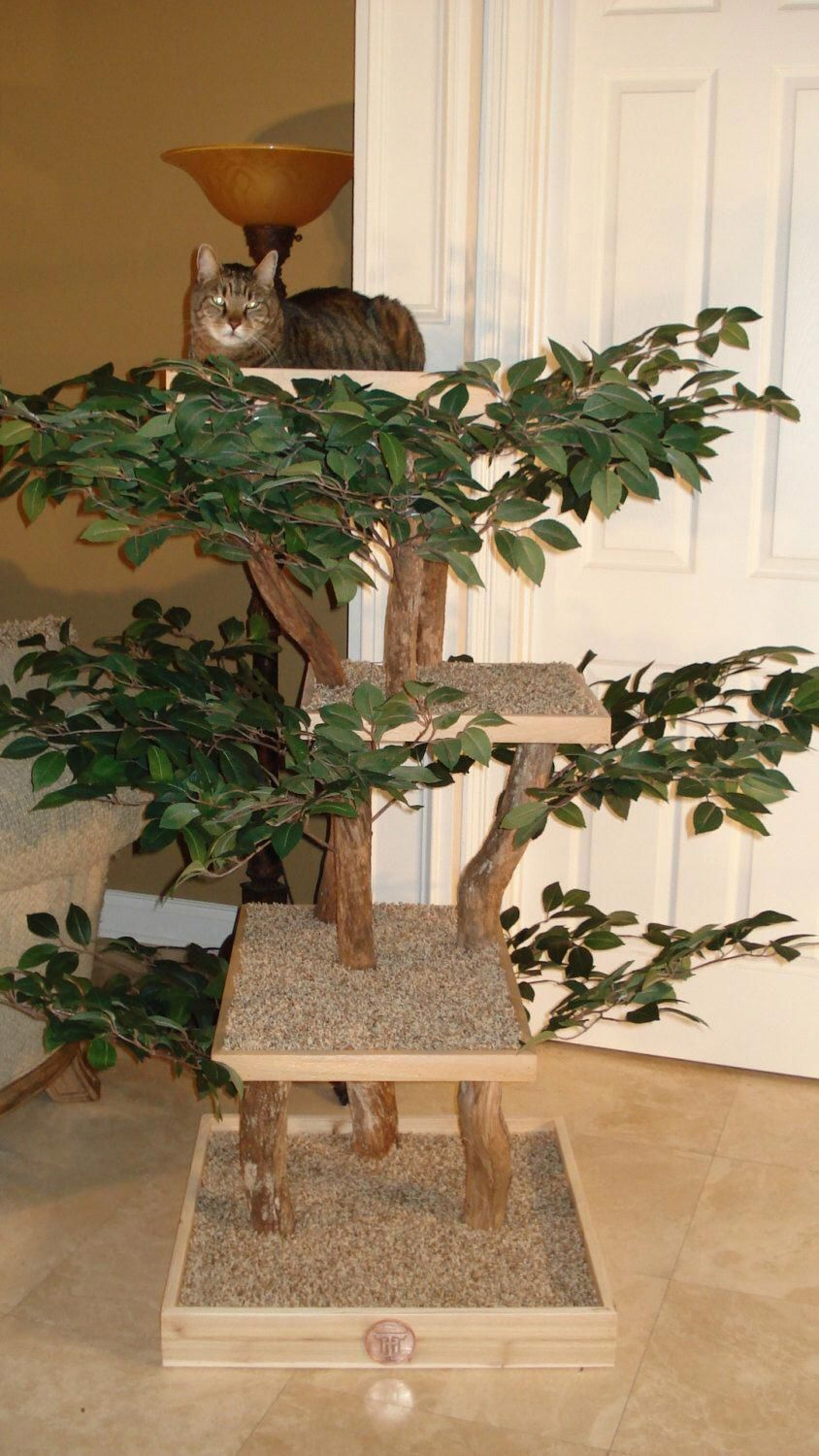 Park Art My WordPress Blog_How To Make A Cat Tree That Looks Like A Real Tree