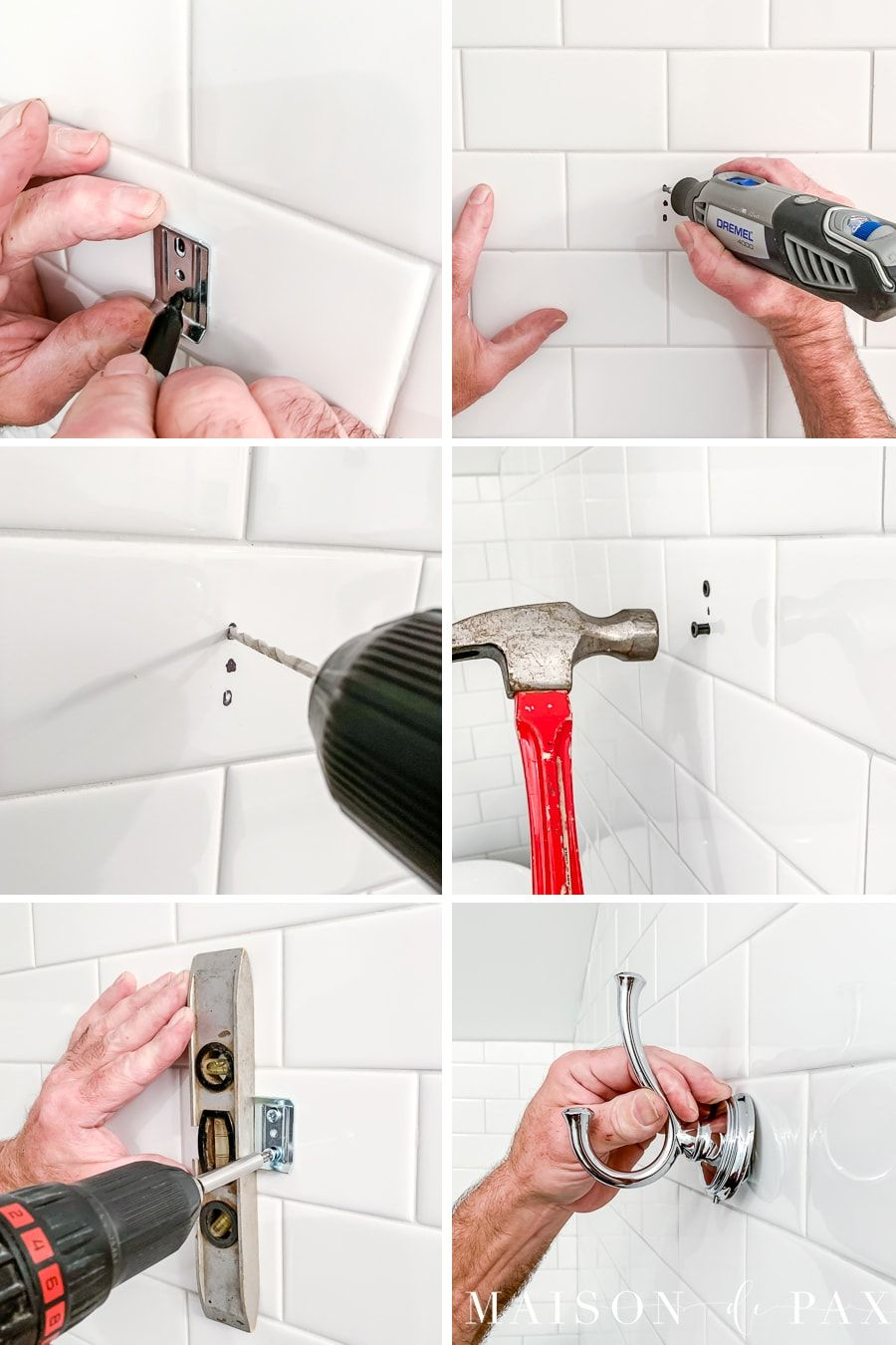 Park Art|My WordPress Blog_How To Drill Through Tile Without Cracking