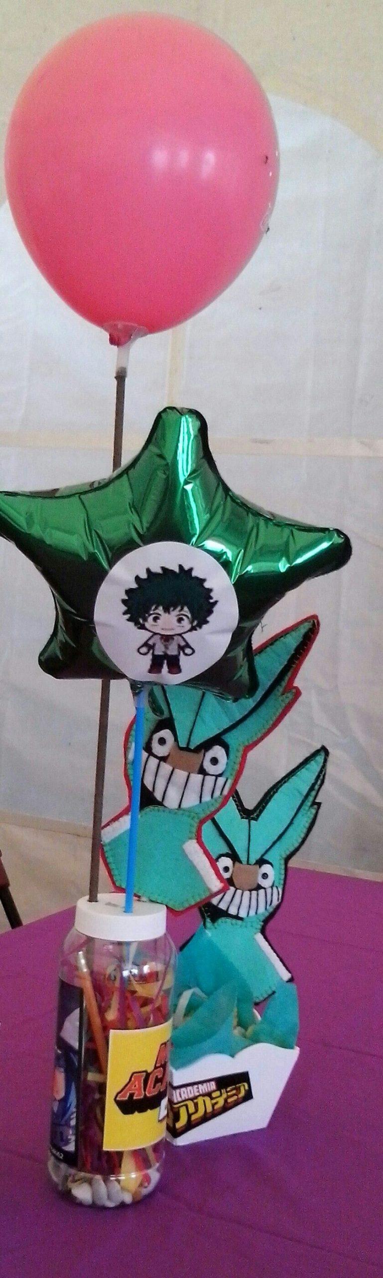 Park Art My WordPress Blog_My Hero Academia Birthday Party Supplies