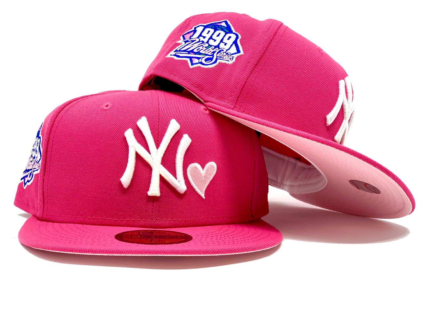 Park Art My WordPress Blog_Pink Fitted Hat New Era
