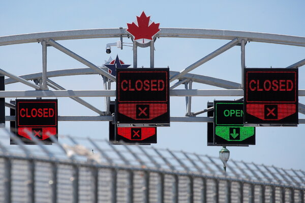 Park Art|My WordPress Blog_When Will Canadian Border Open To Us Travelers